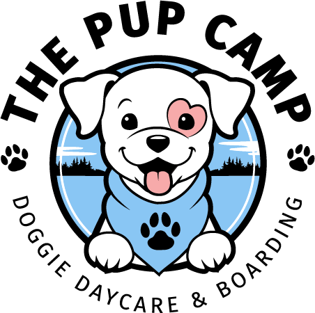 The Pup Camp logo